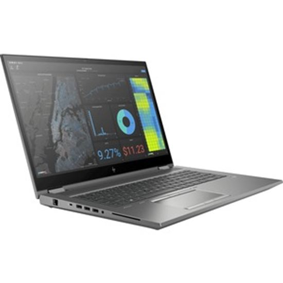 "Picture of HP ZBook Fury G7 17.3"" Mobile Workstation - Intel Xeon (10th Gen) W-10885M Octa-core (8 Core) 2.40 GHz - 16 GB RAM - 512 GB SSD"