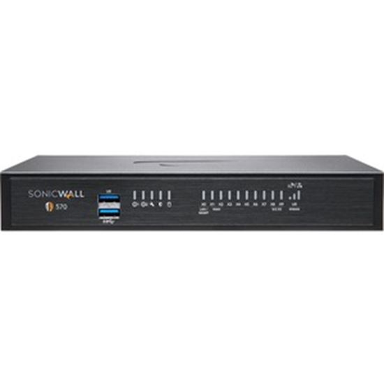 Picture of SonicWall TZ570P Network Security/Firewall Appliance