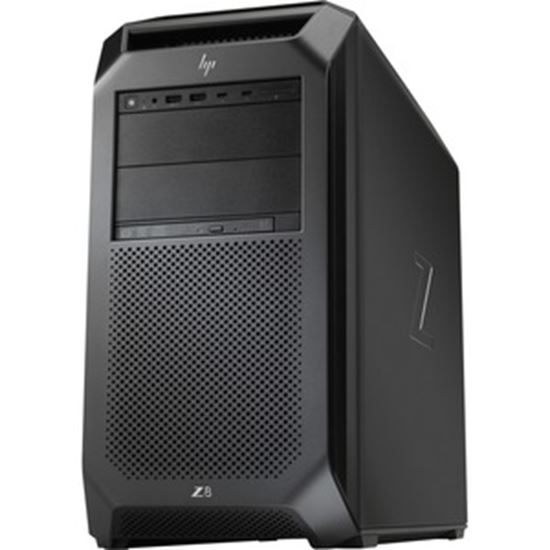 Picture of HP Z8 G4 Workstation - Intel Xeon Silver Hexadeca-core (16 Core) 4216 2.10 GHz - 16 GB DDR4 SDRAM RAM - 512 GB SSD - Tower - Black