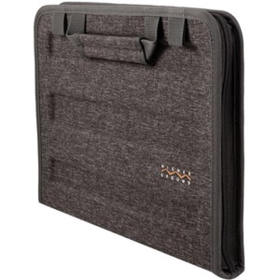 """Picture of Higher Ground Datakeeper Carrying Case for 13"""" Notebook, Chromebook - Gray"""