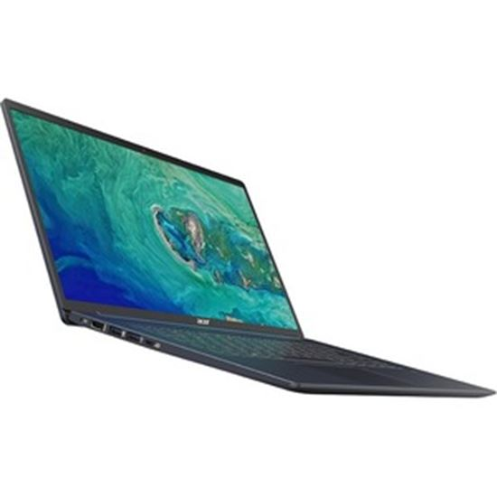 "Picture of Acer Swift 5 SF515-51T SF515-51T-507P 15.6"" Touchscreen Notebook - Full HD - 1920 x 1080 - Intel Core i5 (8th Gen) i5-8265U Quad-core (4 Core) 1.60 GHz - 8 GB RAM - 256 GB SSD - Pure Silver"