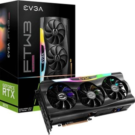 Picture of EVGA GeForce RTX 3070 Graphic Card - 8 GB GDDR6