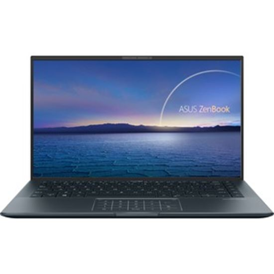 "Picture of Asus ZenBook 14 UX435 UX435EG-XH74 14"" Notebook - Full HD - 1920 x 1080 - Intel Core i7 (11th Gen) i7-1165G7 Quad-core (4 Core) 2.80 GHz - 16 GB RAM - 512 GB SSD - Pine Gray"