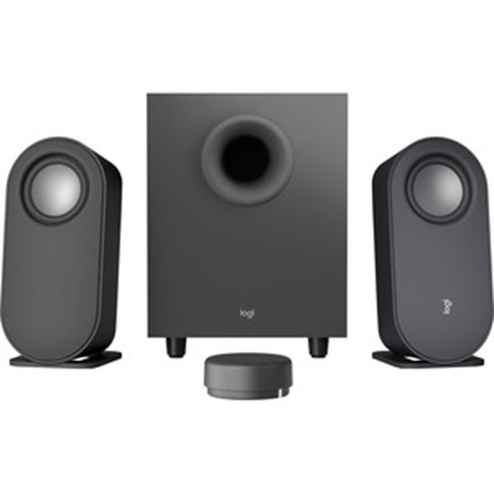 Picture of Logitech Z407 Bluetooth Speaker System - 40 W RMS - Black