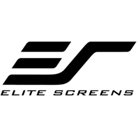 """Picture of Elite Screens Saker Tab-Tension 120"""" Electric Projection Screen"""