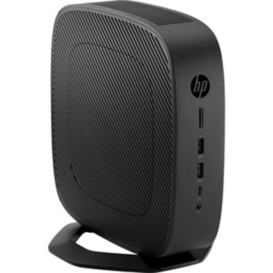 Picture of HP t740 Thin Client - AMD Ryzen V1756B Quad-core (4 Core) 3.25 GHz - TAA Compliant