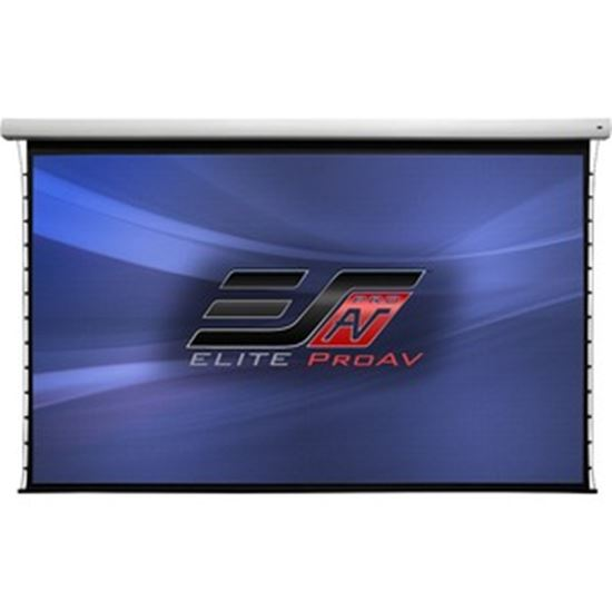 """Picture of Elite Screens Tension Pro TP189NWX2-E12 189"""" Electric Projection Screen"""