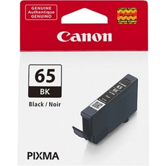 Picture of Canon CLI-65 Original Ink Cartridge - Black