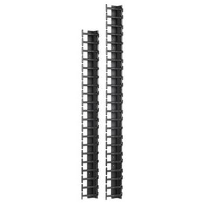 Picture of APC by Schneider Electric Vertical Cable Manager for NetShelter SX 600mm Wide 45U (Qty 2)