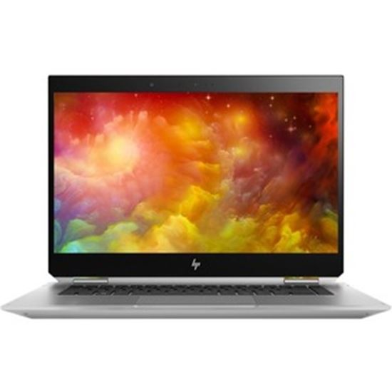 "Picture of HP ZBook Studio x360 G5 15.6"" Touchscreen 2 in 1 Mobile Workstation - Intel Core i7 (8th Gen) i7-8750H Hexa-core (6 Core) 2.20 GHz - 8 GB RAM - 256 GB SSD - Refurbished"