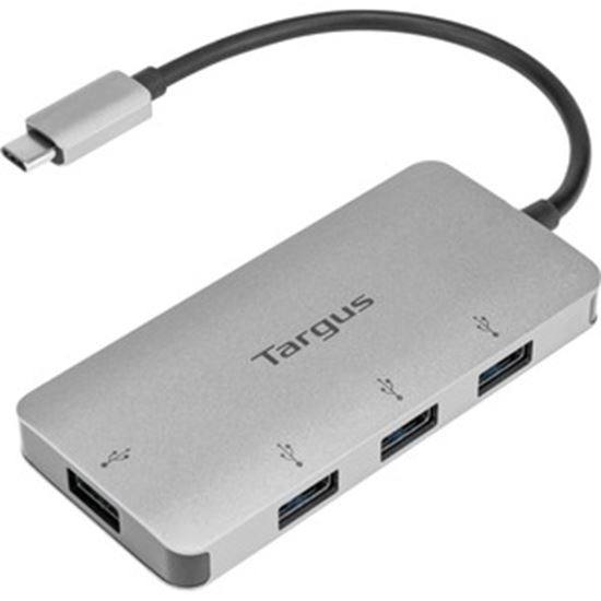 Picture of Targus USB-C to 4-Port USB-A Hub