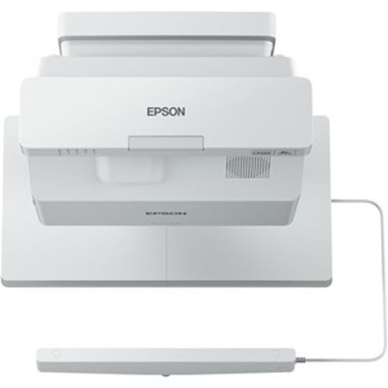 Picture of Epson BrightLink 735Fi Ultra Short Throw LCD Projector - 16:9 - White