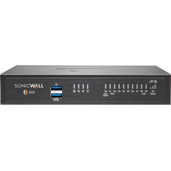 Picture of SonicWall TZ470 Network Security/Firewall Appliance