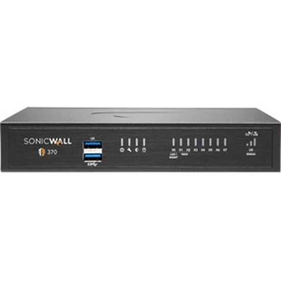 Picture of SonicWall TZ370 Network Security/Firewall Appliance