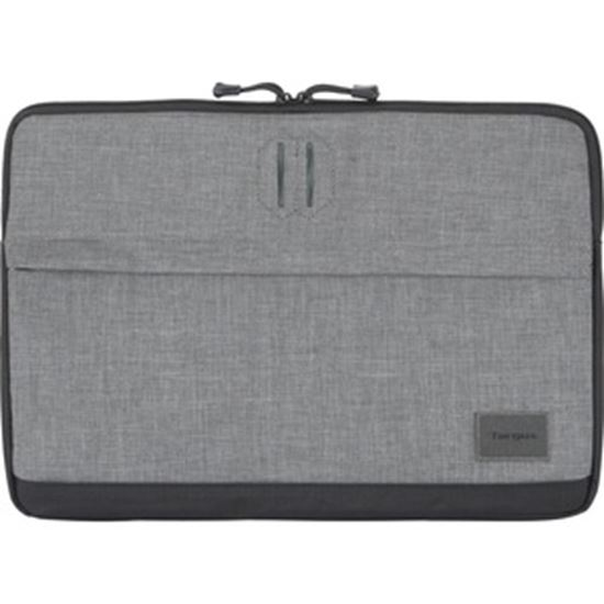 """Picture of Targus Strata TSS63204US Carrying Case (Sleeve) for 15.6"""" Notebook - Pewter, Gray"""