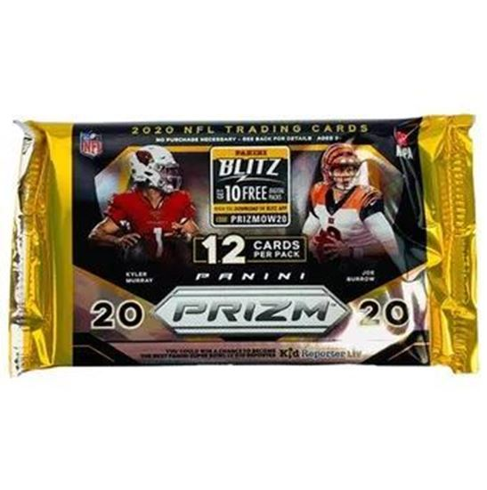 2020 Prizm Football - Hobby PACK
