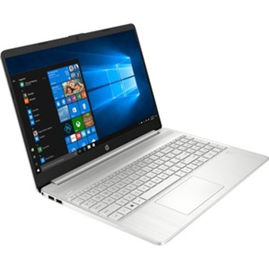 "Picture of HP 15-dy2000 15-dy2045nr 15.6"" Notebook - HD - 1366 x 768 - Intel Core i5 (11th Gen) i5-1135G7 Quad-core (4 Core) - 8 GB RAM - 256 GB SSD - Natural Silver"