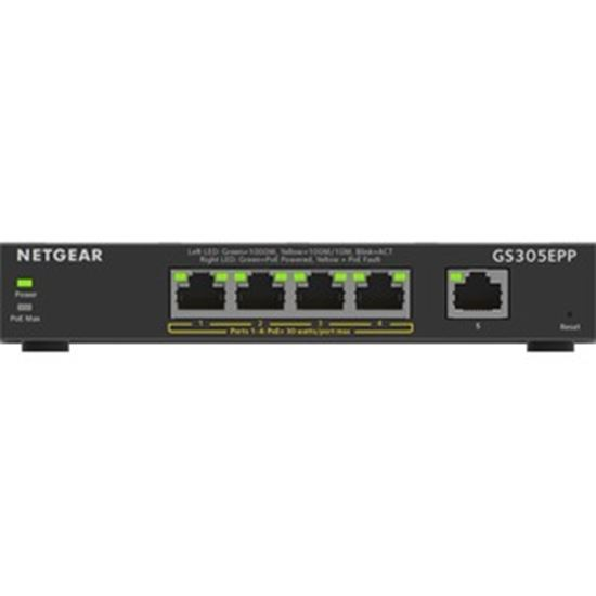 Picture of Netgear GS305EPP Ethernet Switch