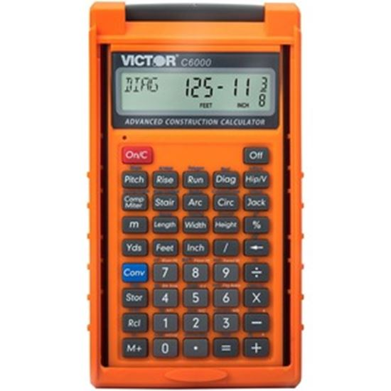 Picture of Victor C6000 Advanced Construction Calculator