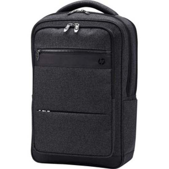 """Picture of HP Executive Carrying Case (Backpack) for 17.3"""" Notebook - Black"""