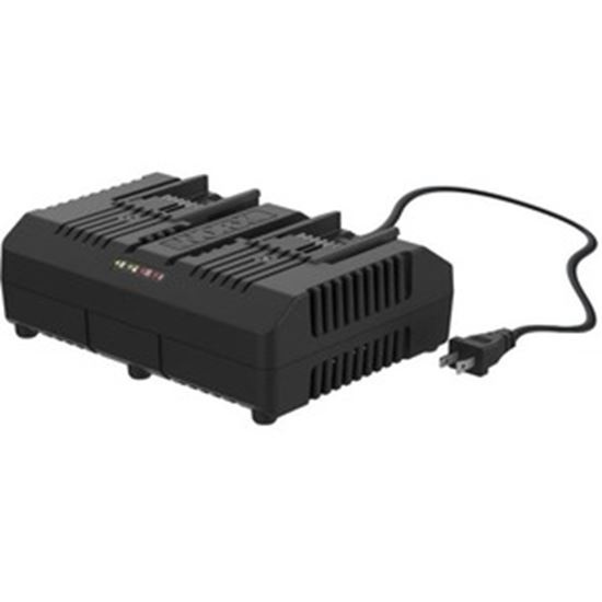 Picture of Worx 20V Power Share 1-Hour Dual Port Quick Charger