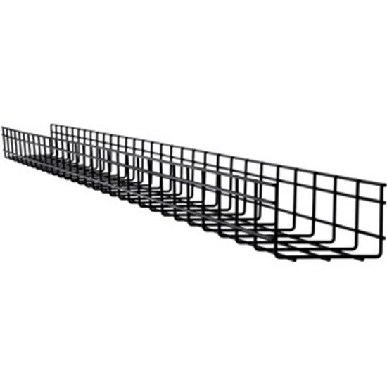 Picture of Tripp Lite Wire Mesh Cable Tray - 150 x 100 x 3000 mm (6 in. x 4 in. x 10 ft.)
