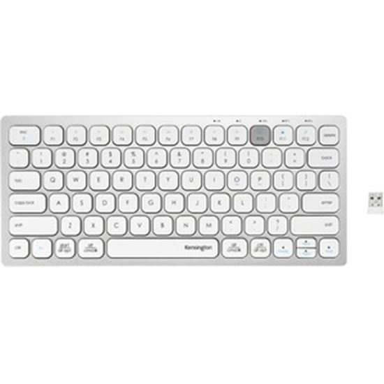 Picture of Kensington Multi-Device Dual Wireless Compact Keyboard