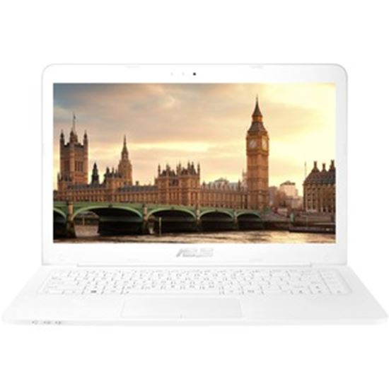 "Picture of Asus L402 L402YA-ES22-WH 14"" Notebook - AMD E2-7015 Dual-core (2 Core) 1.50 GHz - 4 GB RAM - 64 GB Flash Memory - White"