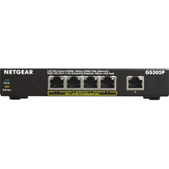 Picture of Netgear 300 GS305P Ethernet Switch