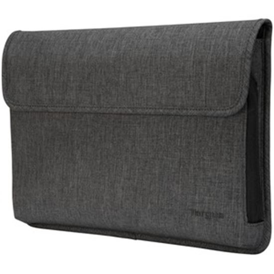 """Picture of Targus Mobile Essentials TBS93204GL Carrying Case (Sleeve) for 13"""" to 14"""" Notebook - Gray"""