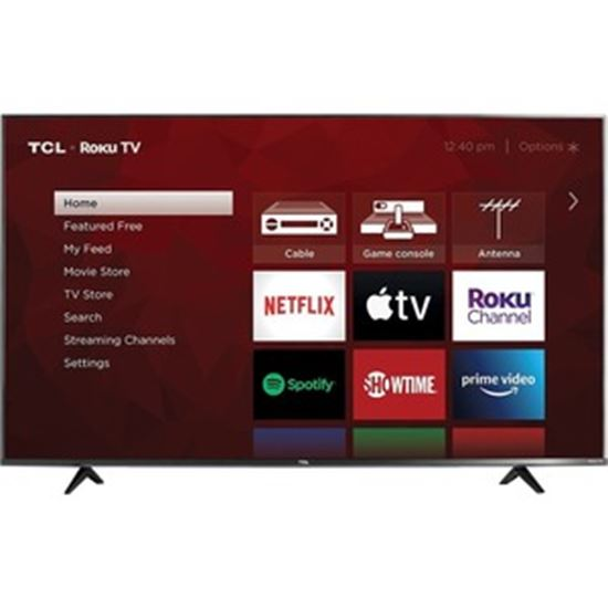 """Picture of TCL 4 50S435 49.5"""" Smart LED-LCD TV - 4K UHDTV"""