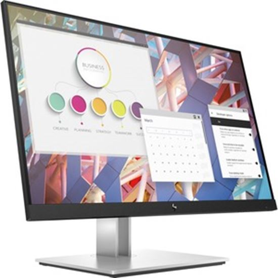 """Picture of HP E24 G4 23.8"""" Full HD LED LCD Monitor - 16:9 - Black"""