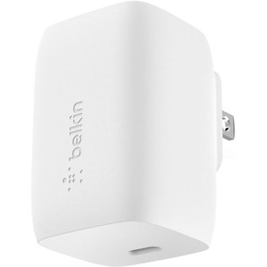 Picture of Belkin BOOST↑CHARGE Pro USB-C PD GaN Wall Charger - 60W