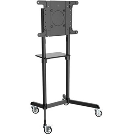 Picture of Tripp Lite Mobile TV Floor Stand Cart Rotating Portrait / Landscape for 37-70in Flat Screen Displays