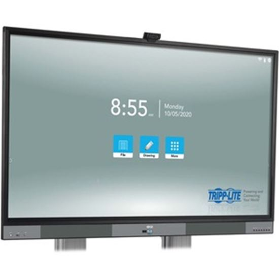 Picture of Tripp Lite Interactive Flat-Panel Touchscreen Display 4K 60Hz UHD 55in Display