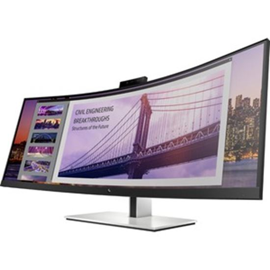 "Picture of HP Ultrawide S430c 43.4"" 4K UHD Curved Screen LED LCD Monitor - 32:10 - Black"