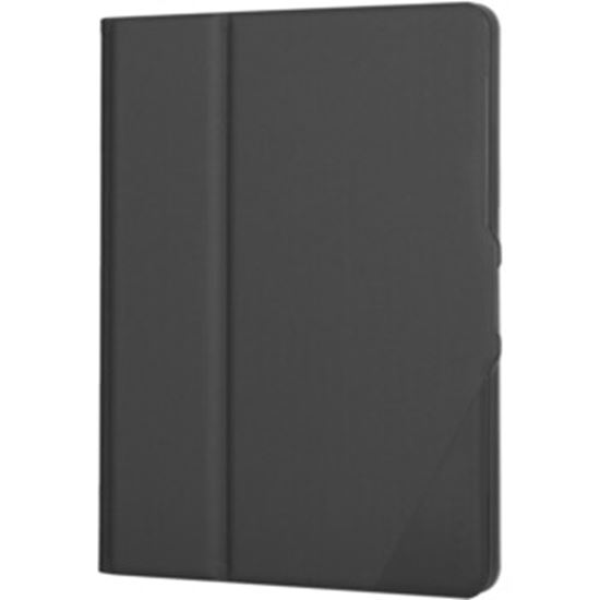 """Picture of Targus Versavu THZ863GL Carrying Case (Folio) for 10.2"""" to 10.5"""" Apple iPad Air (3rd Generation), iPad Pro, iPad (7th Generation), iPad (8th Generation) Tablet - Black"""