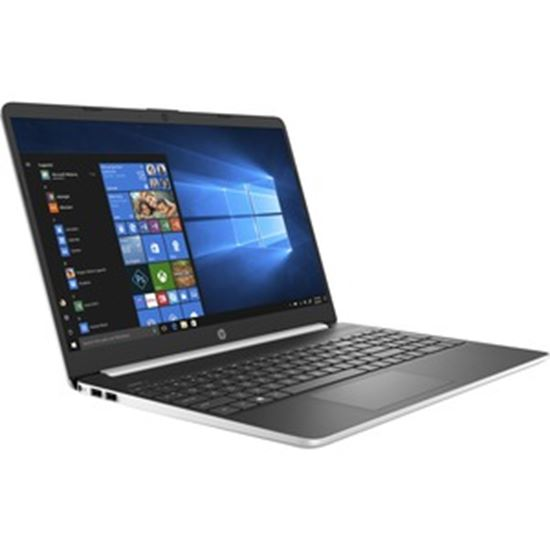 "Picture of HP 15-dy0000 15-dy0018ca 15.6"" Notebook - HD - 1366 x 768 - Intel Core i5 (8th Gen) i5-8265U Quad-core (4 Core) 1.60 GHz - 8 GB RAM - 512 GB SSD - Natural Silver, Ash Silver - Refurbished"