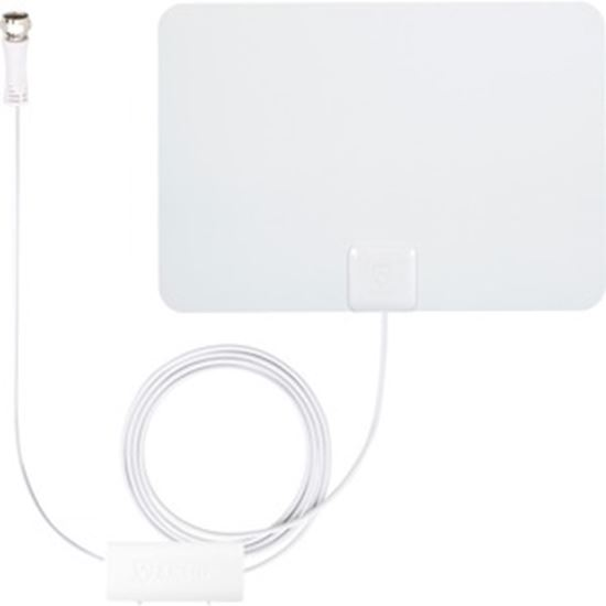 Picture of ANTOP Paper Thin AT-101B Indoor HDTV Antenna Smartpass Amplified