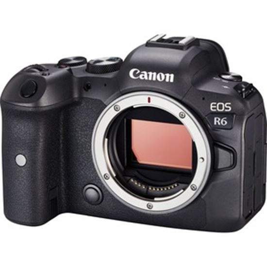 Picture of Canon EOS R6 20.1 Megapixel Mirrorless Camera Body Only