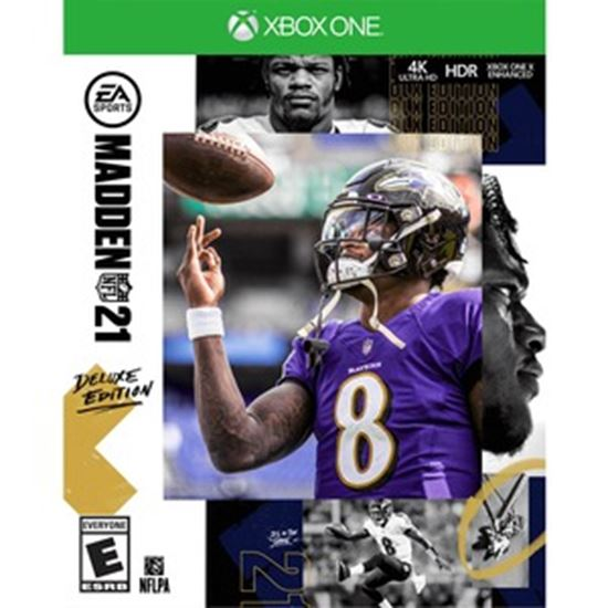 Picture of EA Madden NFL 21: Deluxe Edition