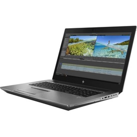 """Picture of HP ZBook 17 G6 17.3"""" Touchscreen Mobile Workstation - 4K UHD - 3840 x 2160 - Intel Core i7 (9th Gen) i7-9850H Hexa-core (6 Core) 2.60 GHz - 16 GB RAM - 512 GB SSD - Refurbished"""