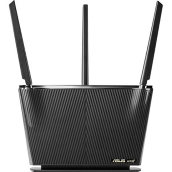 Picture of Asus RT-AX68U IEEE 802.11ax Ethernet Wireless Router