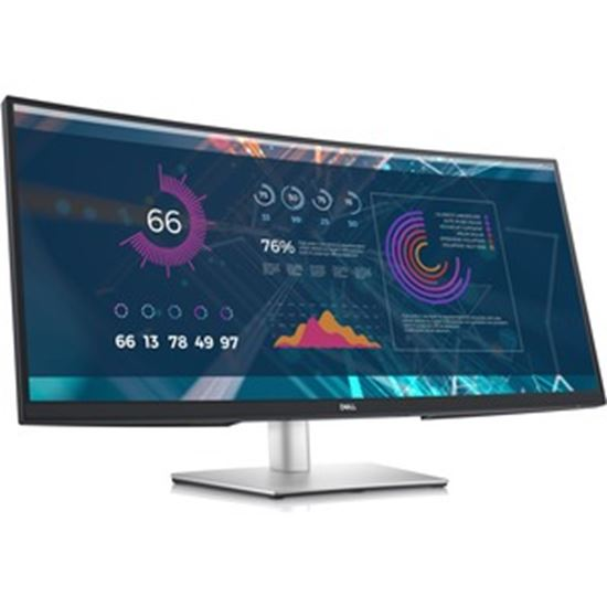 "Picture of Dell P3421W 34"" Curved Screen LCD Monitor"