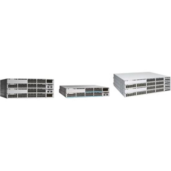 Picture of Cisco Catalyst C9300-48T Ethernet Switch
