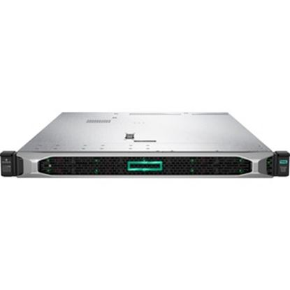 Picture of HPE ProLiant DL360 G10 1U Rack Server - 1 x Intel Xeon Gold 5220R 2.20 GHz - 32 GB RAM HDD SSD - Serial ATA Controller