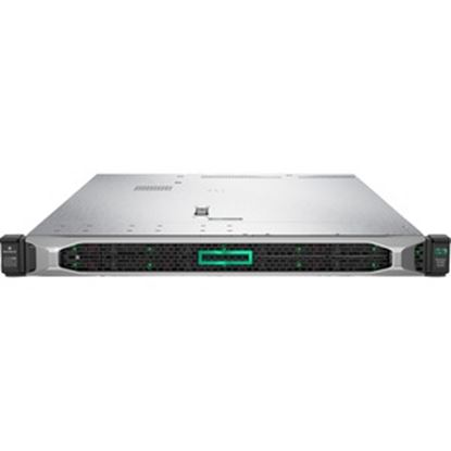 Picture of HPE ProLiant DL360 G10 1U Rack Server - 1 x Intel Xeon Gold 5222 3.80 GHz - 32 GB RAM HDD SSD - Serial ATA, 12Gb/s SAS Controller