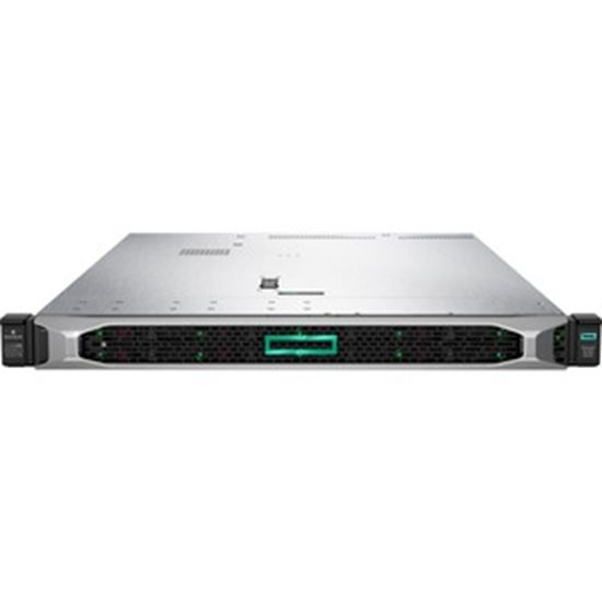 Picture of HPE ProLiant DL360 G10 1U Rack Server - 1 x Intel Xeon Gold 6234 3.30 GHz - 32 GB RAM HDD SSD - Serial ATA, 12Gb/s SAS Controller
