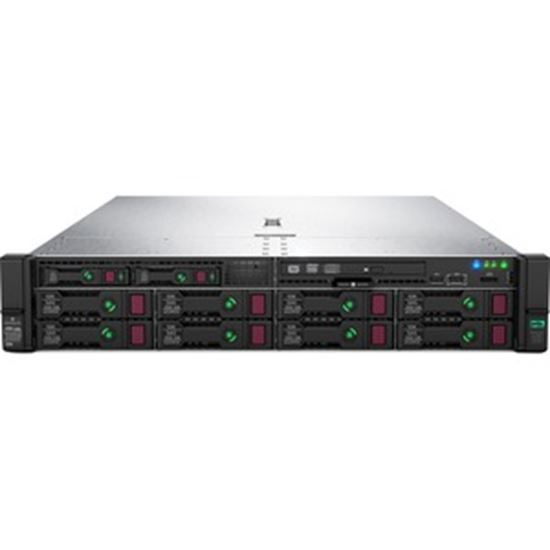 Picture of HPE ProLiant DL380 G10 2U Rack Server - 1 x Intel Xeon Gold 6250 3.90 GHz - 32 GB RAM HDD SSD - Serial ATA Controller