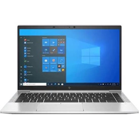 "Picture of HP EliteBook 840 G8 14"" Notebook - Full HD - 1920 x 1080 - Intel Core i5 (11th Gen) i5-1135G7 Quad-core (4 Core) 2.40 GHz - 16 GB RAM - 512 GB SSD"